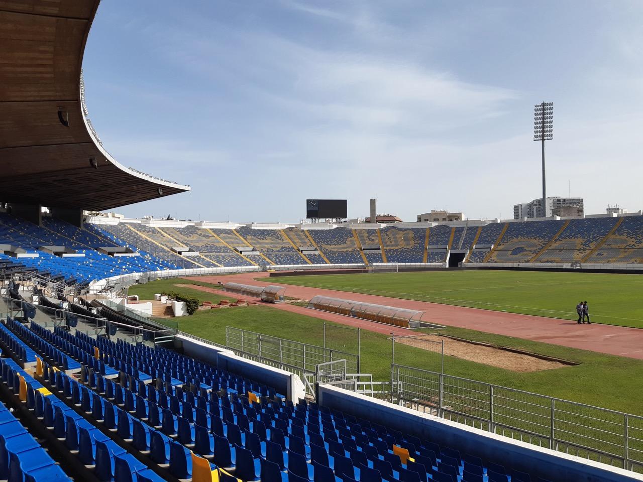 カサブランカスタジアムにおけるNEXOのイノベーション