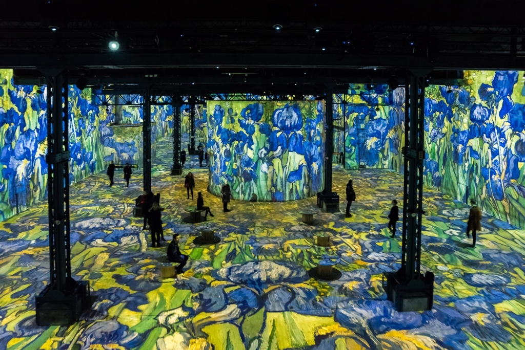ID24 IMMERSIVE AUDIO FOR VAN GOGH IN PARIS NEXO